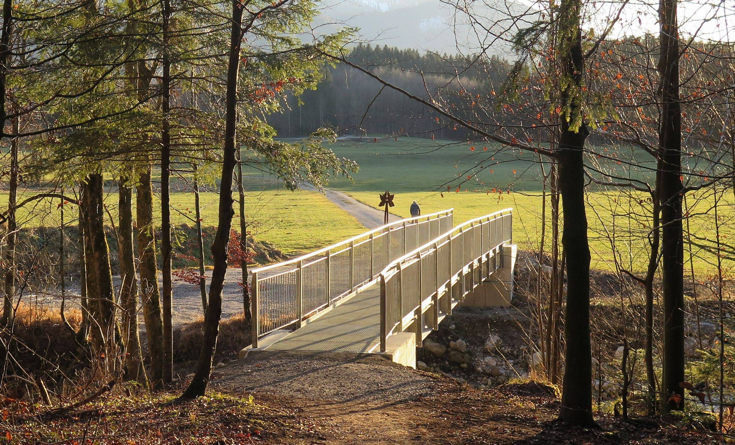 neue Prienbrücke