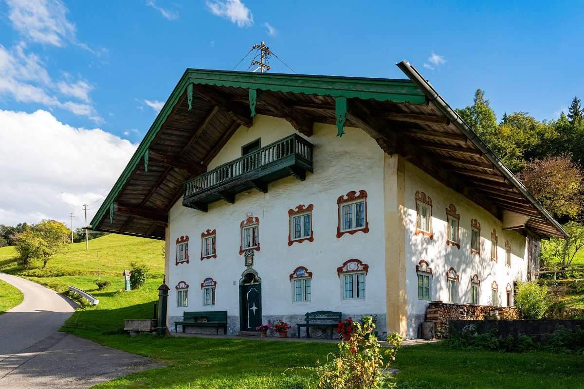 Altes bayerisches Haus