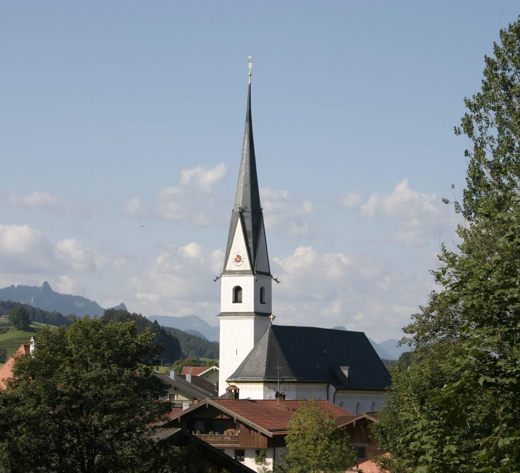 Kirche St. Margaretha Frasdorf