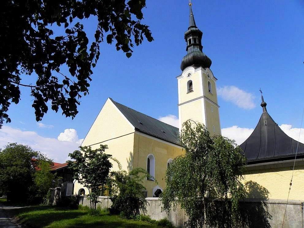 Kirche hl. Blut