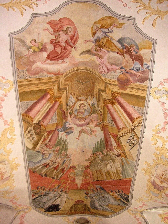 Kirchendeckengemälde