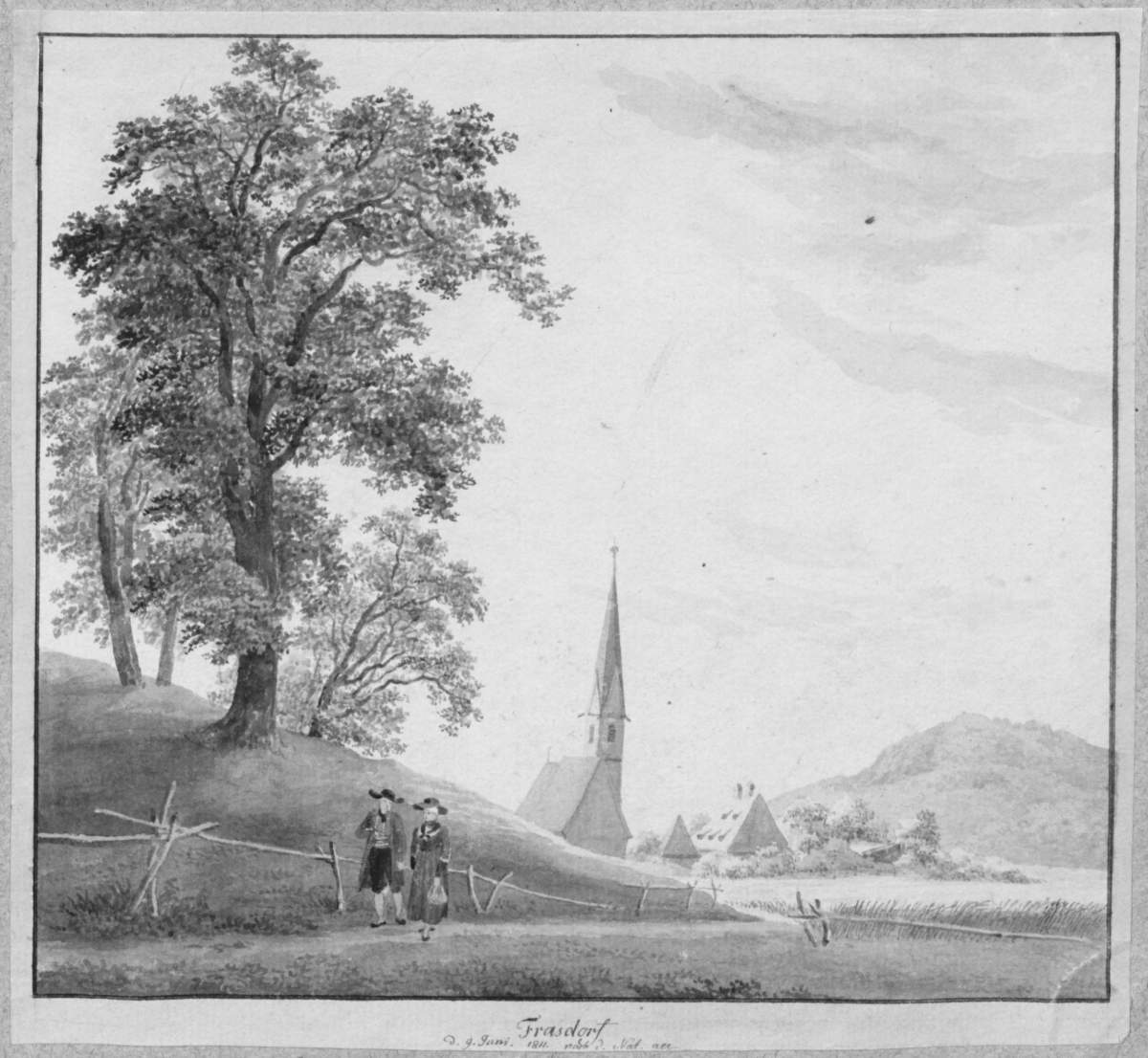Frasdorf Doppelmayer 1811