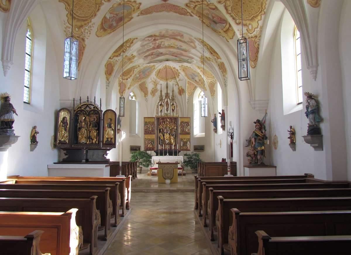 Kirche St. Florian innen