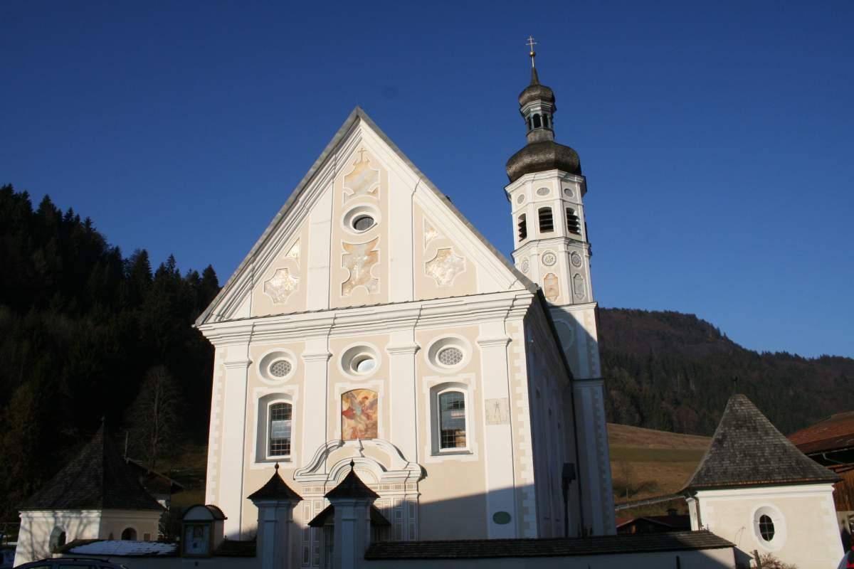 Bayerische Kirche