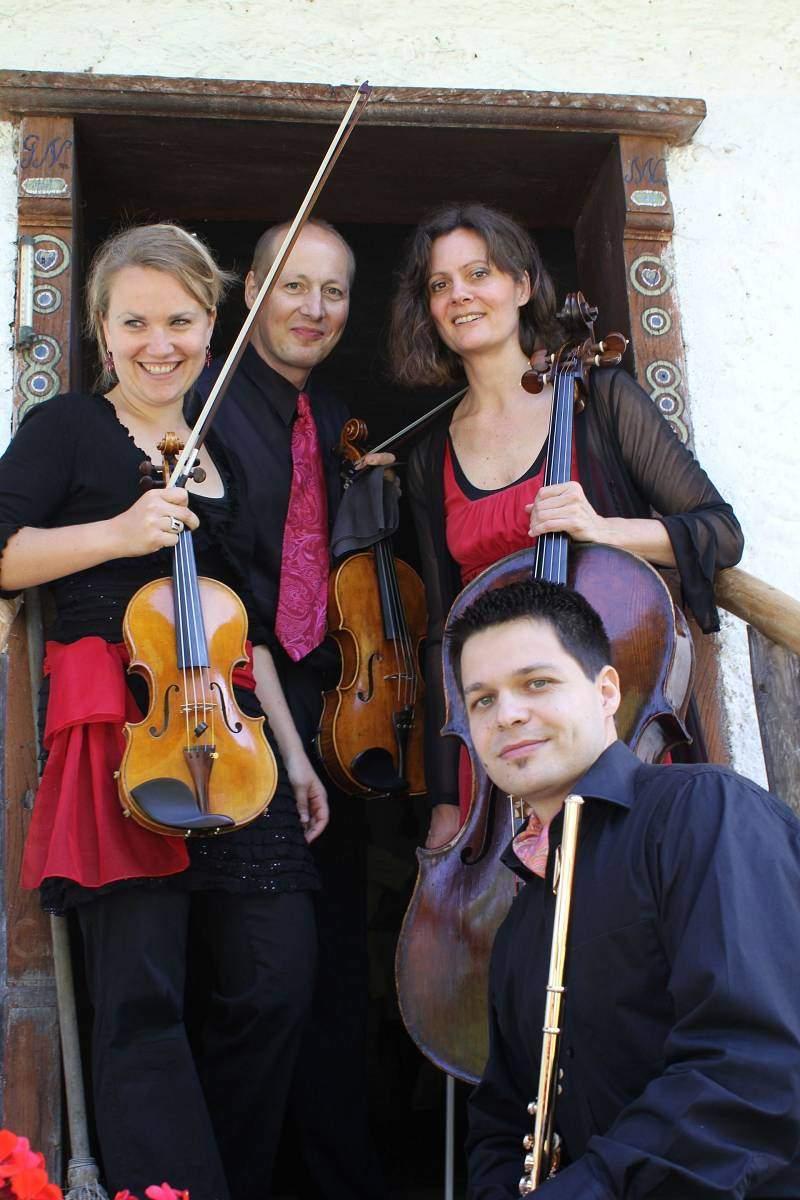 Rauchalm Musiker Münchn. Philharmoniker ©Christian Beuke