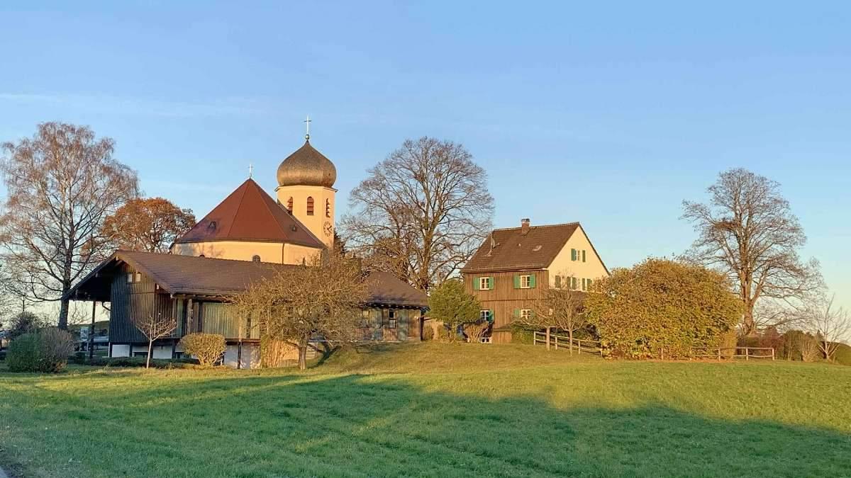 Pfarrkirche Wildenwart