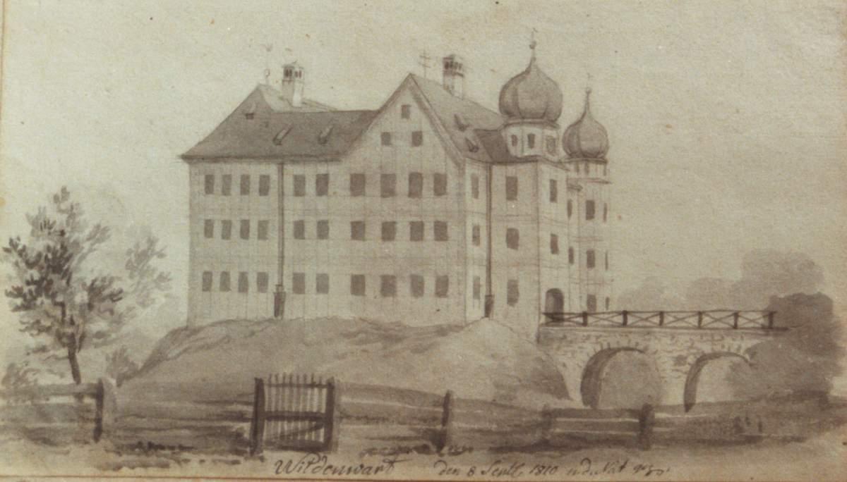Wildenwart Doppelmayer 1810