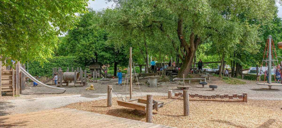 Spielplatz Richter Frasdorf