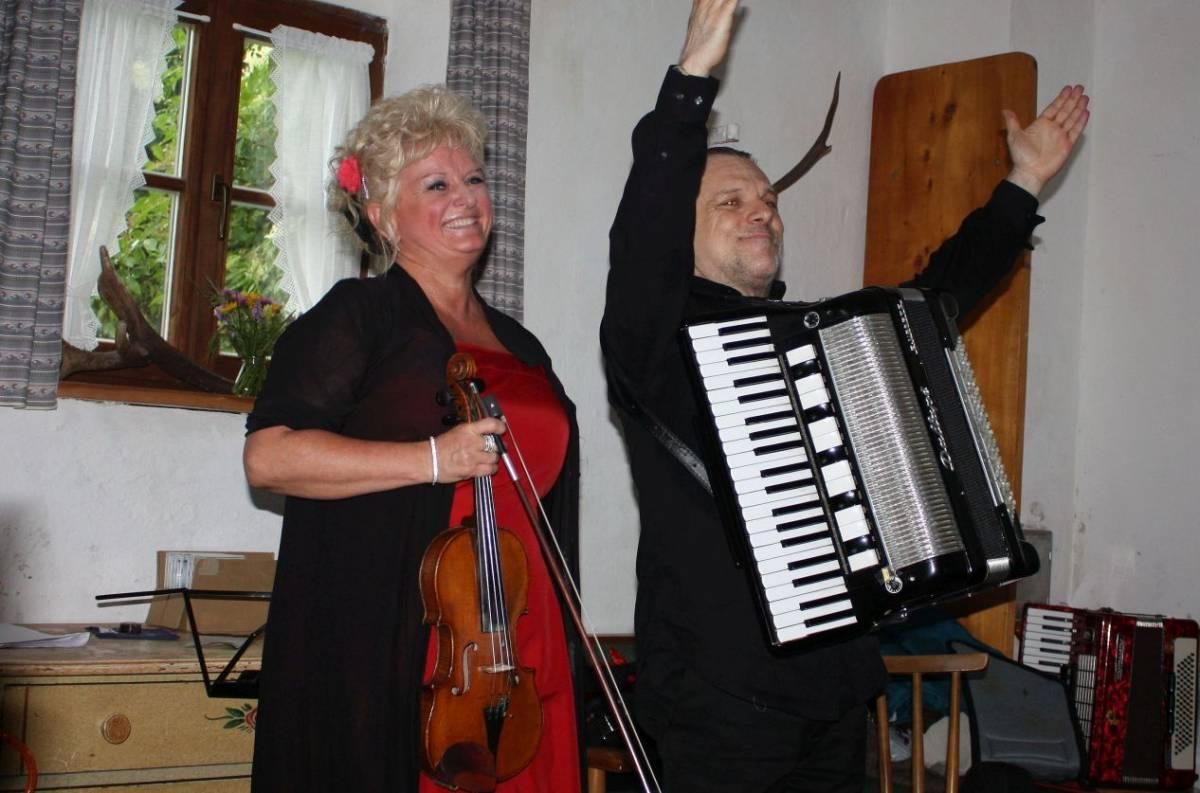 Almkonzerter Duo Hofalm