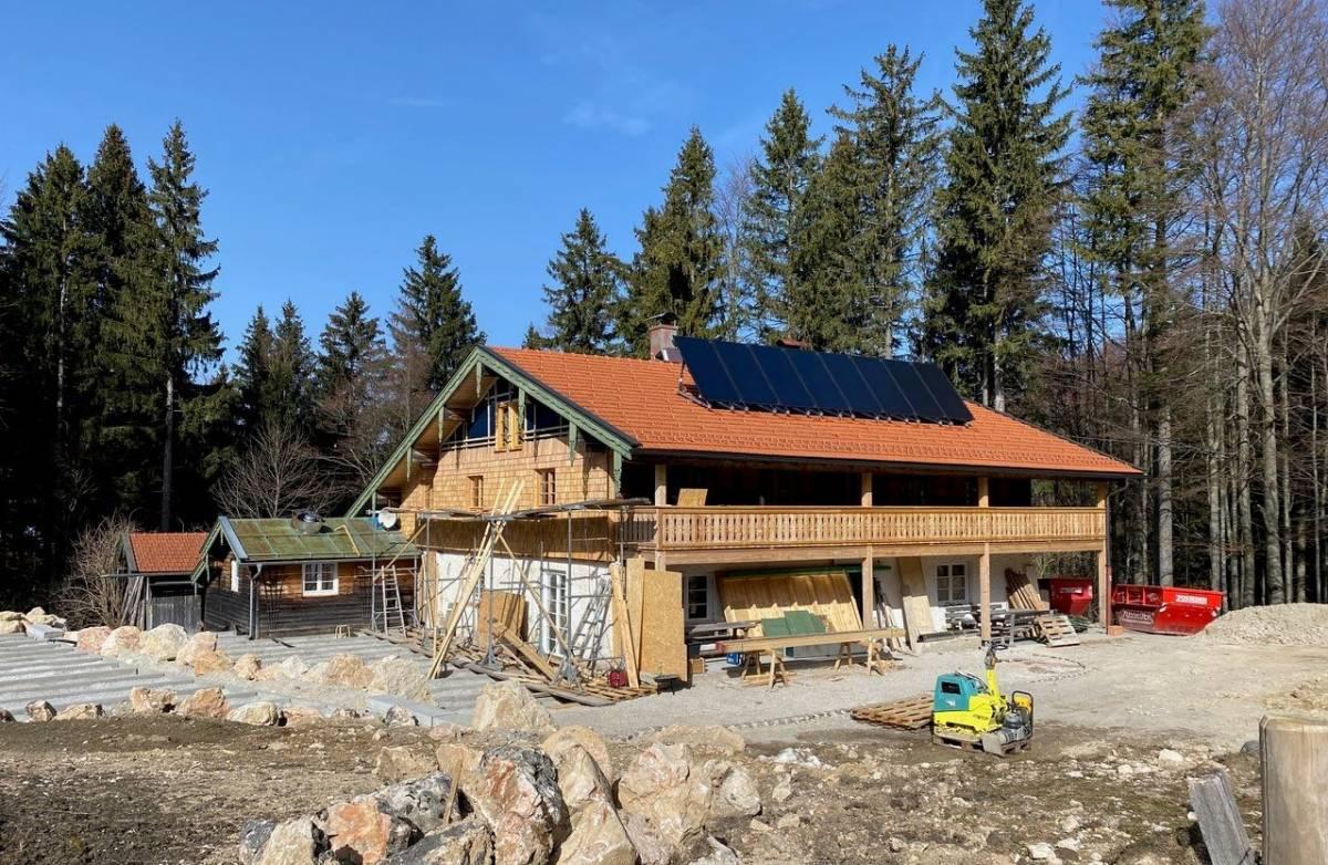 Frasdorfer Hütte STUBN neu