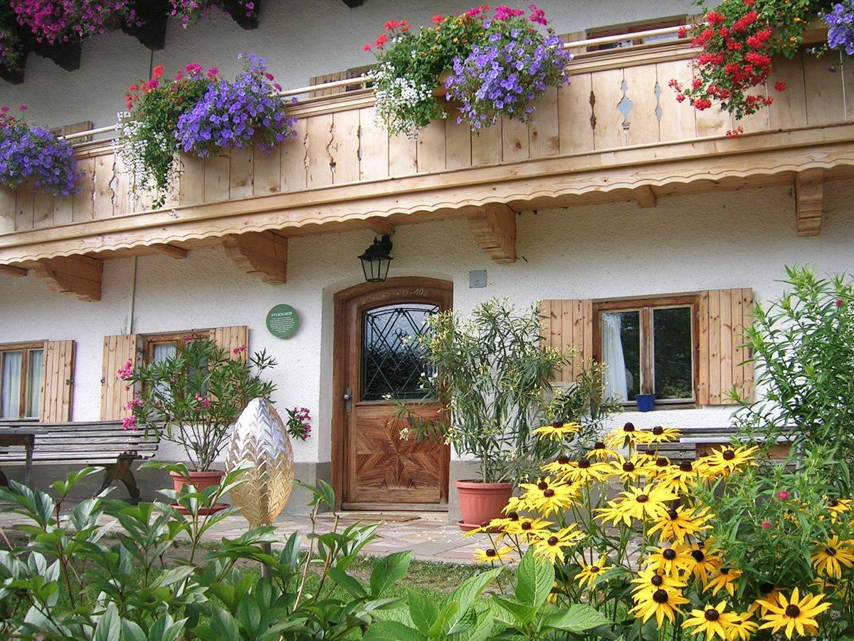 Jugendhaus Haslau Eingang ©Jugendhaus