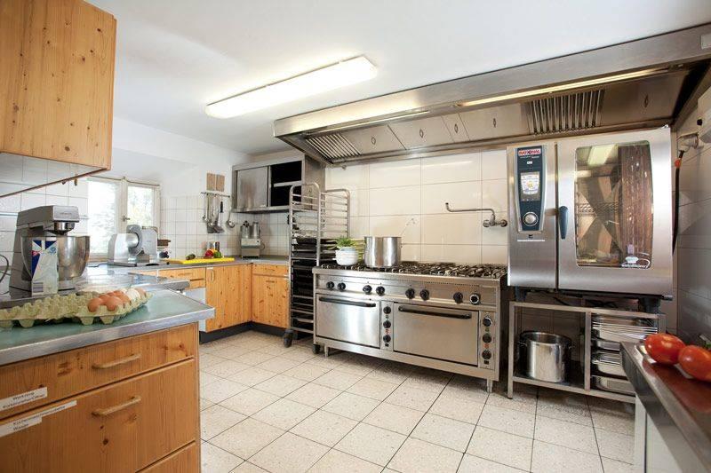 Jugendhaus Haslau Küche ©Jugendhaus