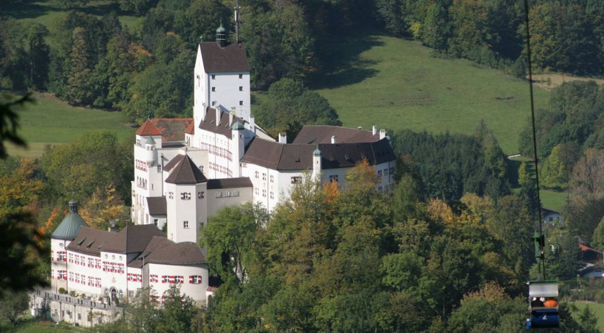 Schloß Hohenaschau