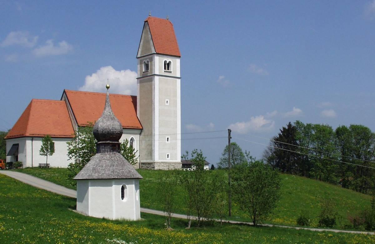 St Florian u Brunnenkapelle ©Hötzelsperger