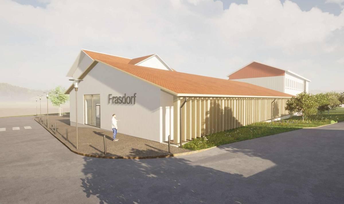 Turnhallenbau Frasdorf