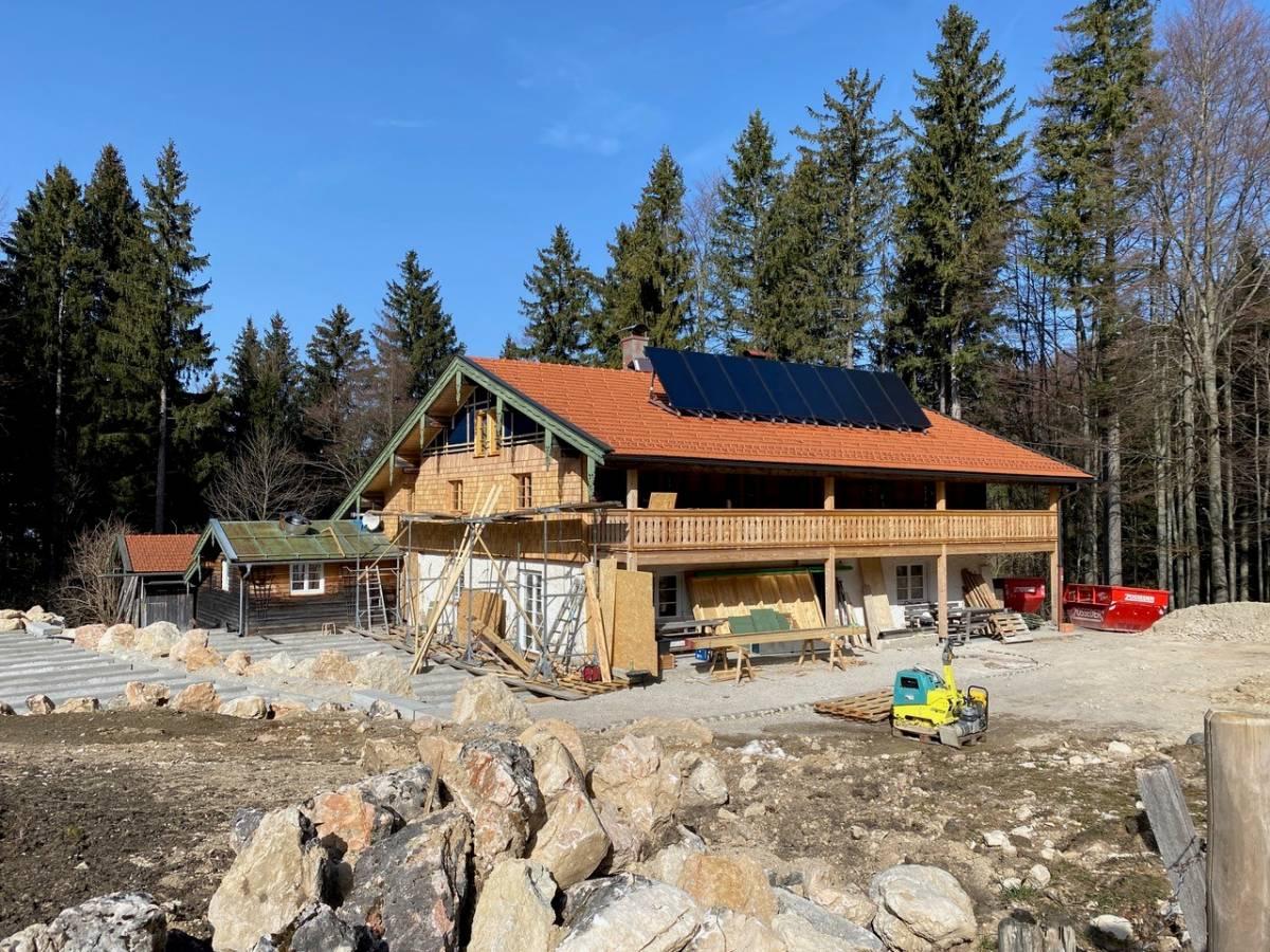 Frasdorfer Hütte neu STUBN