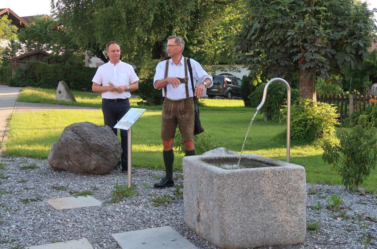 Brunnen Westerndorf