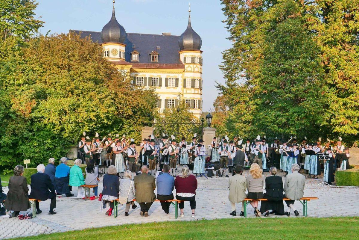 Schloss Wildenwart u. Blaskapelle